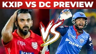 RISHABH PANT or KL RAHUL? Dream 11 Player   KXIP Vs DC Match Preview   IPL 2019