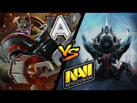 Alliance vs Na`Vi - Game 4 [Star Ladder Star Series Season 8 Grand Finals] - Dota 2