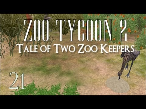 Zoo Tycoon 2 Collab! Tale of Two Zoo Keepers - Episode #21