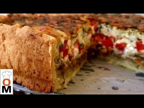 Ольга Матвей| Пирог с Грибами, Он Просто Нереально Вкусный!!!  | Mushroom Pie Recipe