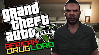 """10 Million Dollar Glitch!"" - African Drug Lord On GTA 5"