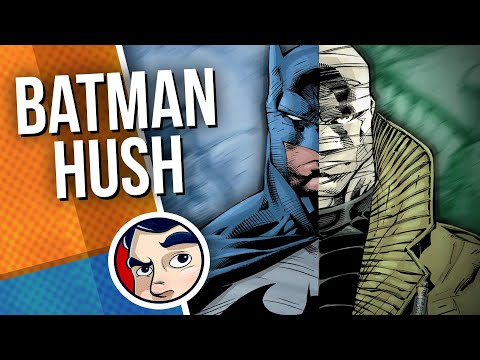 Batman Hush Comic Full Story | Comicstorian