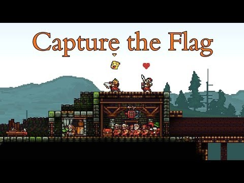 King Arthur's Bros: Capture the Flag