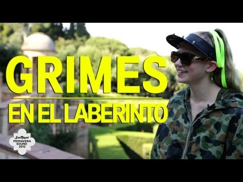 GRIMES - En El Laberinto