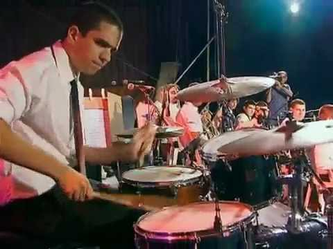 Amir Bresler w. The Israeli Big Band Tel Aviv, Paradiddle