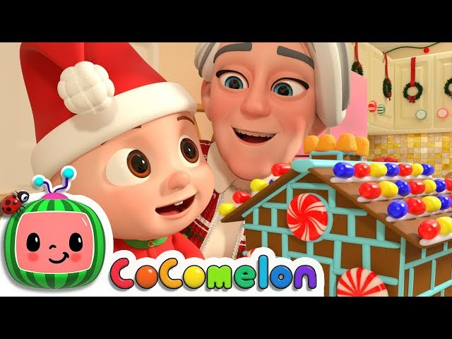 Deck the Halls - Christmas Song for Kids  CoCoMelon Nursery Rhymes  Kids Songs