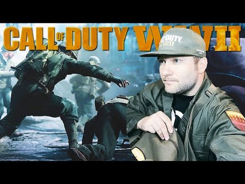 Call of Duty: WORLD WAR 2 Trailer LIVE REACTION!
