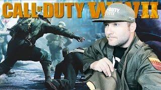 Call of Duty: WORLD WAR 2 Trailer LIVE REACTION!