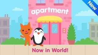 Play first in World: Sago Mini Apartment [Official Trailer]