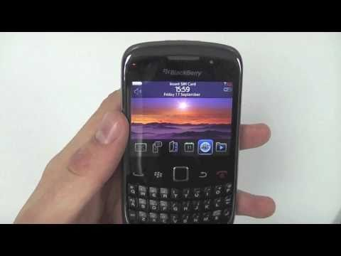 BlackBerry 9300 Curve 3G Review