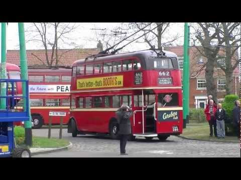 East Anglia Transport Museum 'London Event' 07.05.2012 Part 2/4