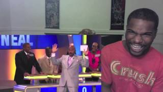Family Feud Steve Harvey Funny Moments Reaction!