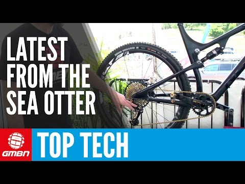 Top Tech From Sea Otter Classic | Latest Mountain Bike Tech
