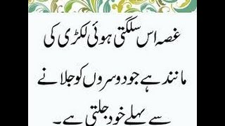 Lesson/ quotes on life in urdu with images/beautiful quotes in urdu