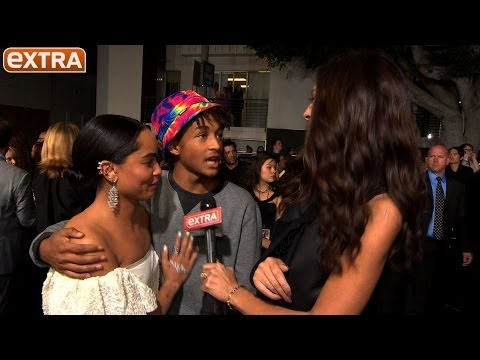 Jaden Smith Gets All the Girls! See Who He Took to the 'Divergent' Premiere