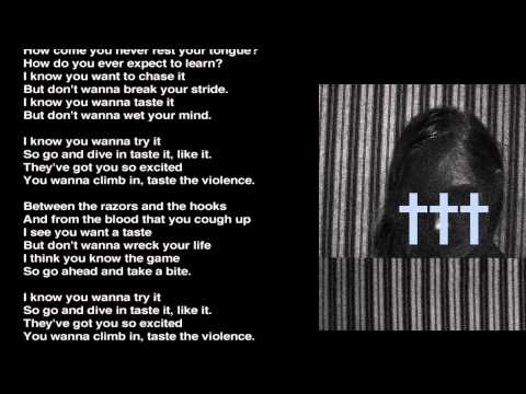 ††† Crosses EP †† Wi†h Lyrics Side Show Part 1
