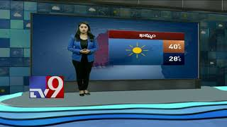 Weather Report - 25-05-2018