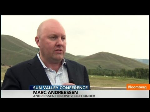 Marc Andreessen: Massive Collapse in Public Companies