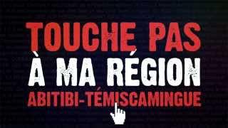 Mobilisation en Abitibi-Témiscamingue