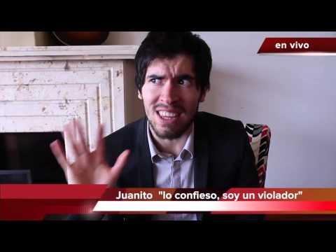 HolaSoyGerman-Juanito Alcachofa violador(La fama)