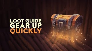 Loot Guide - GEAR UP QUICKLY! (Fortnite Battle Royale)