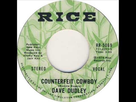 Dudley, Dave - Counterfeit Cowboy