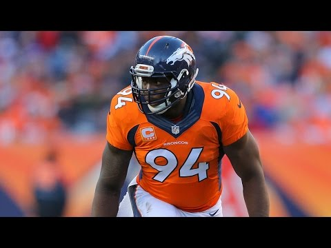 Four on the Floor: DeMarcus Ware 87th oni NFL's top 100. Is that too low?
