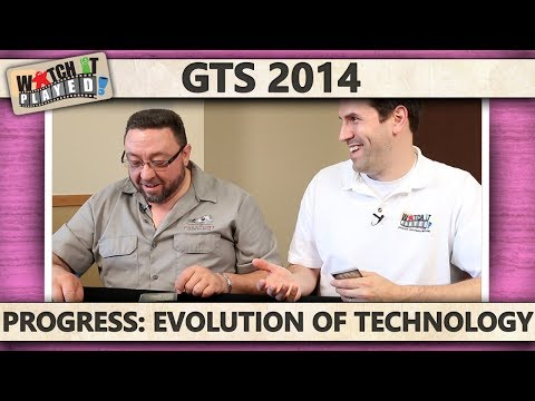Progress: Evolution of Technology - Preview