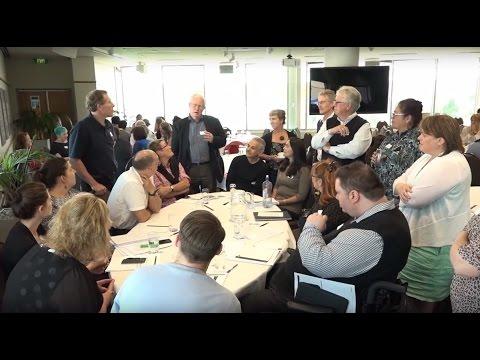 New Zealand Health Strategy Consultation 2015