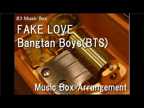 Download FAKE LOVEBangtan BoysBTS Music Box