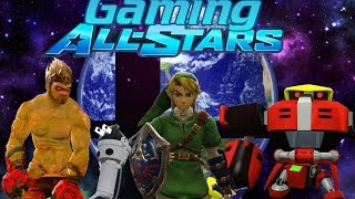 Gaming All-Stars: S2E1 - A New Threat