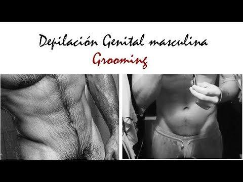 Depilaci�n para hombre: C�mo depilarse el vello del pubis paso a paso by landoigelo