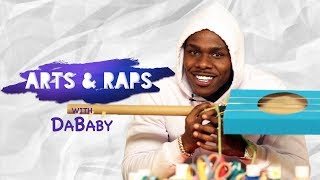DaBaby Freestyles With Kids | Arts & Raps