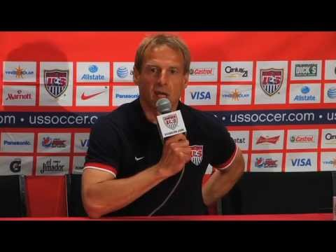 Jurgen Klinsmann reacts to Brazil loss: US must be