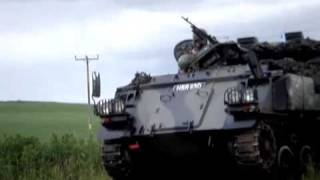Tank Driving Scotland - Woohoo!