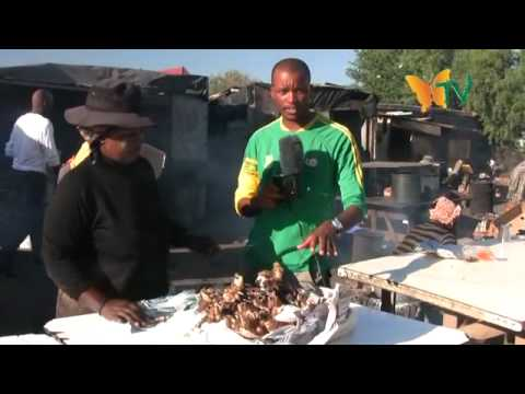 Cape Town Part 5 - Langa Township walking tour - South Africa World Cup 2010 Eco Route
