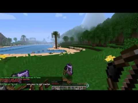 Minecraft Los juegos del hambre