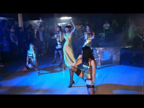 GO-GO dance!Школа танца QUEENS!.wmv