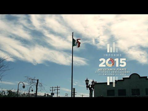 Informe Así Estamos Juárez 2015