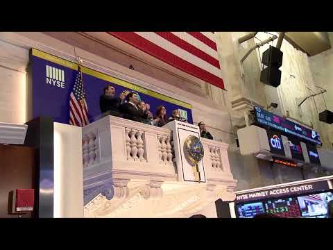 Only Make Believe Opening Bell of NYSE