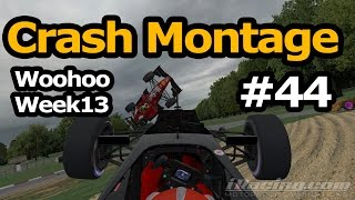 iRacing | Crash Montage | #44