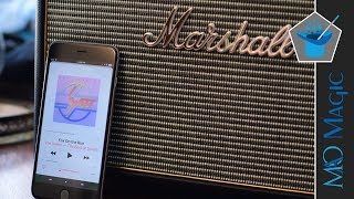 Woburn is the Largest, Loudest Marshall Bluetooth Speaker - Review