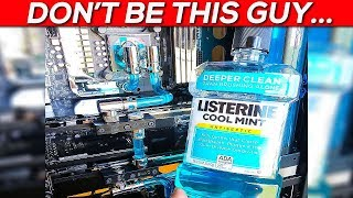 10 MISTAKES Gamers Make Building Their First Gaming PC