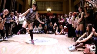 Battle 0.33 | 19.01.2014 | Booty | FINAL | Katya vs Lena Yakushenko