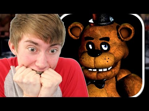 FIVE NIGHTS AT FREDDY'S - Night 2 (iPhone Gameplay Video)