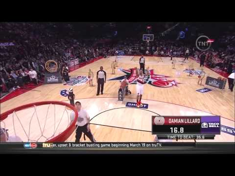 A look back at the rookie season of Damian Lillard