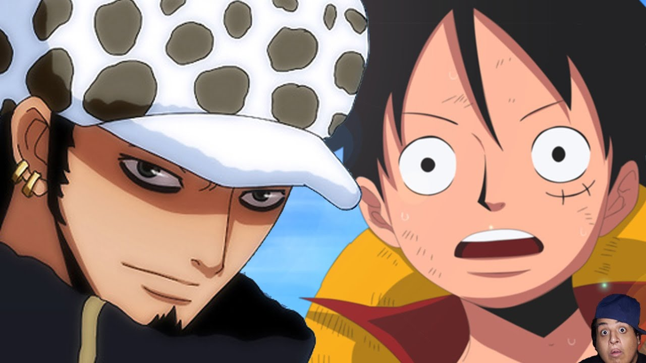 shanks and luffy meet again guilty