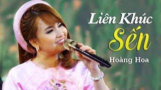 Ca sĩ trẻ nhí nhảnh dễ thương với Cô Thắm Về Làng - LK Trữ Tình Bolero Hoàng Hoa 2019