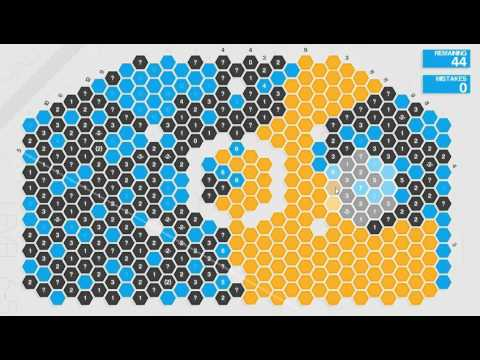 Extra Life 2015 - Parthiv's Fundraising Let's Plays - Ep. 9 Hexcells Infinite Part 5