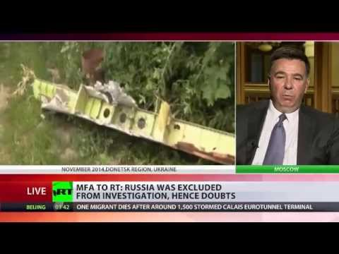 Alexander Pankin on why Russia voted against MH17 resolution (engl.)